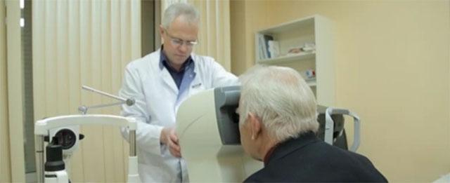 Восстановление зрения пальмингом
